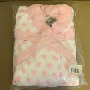 Ulta bath robe (size L/XL)